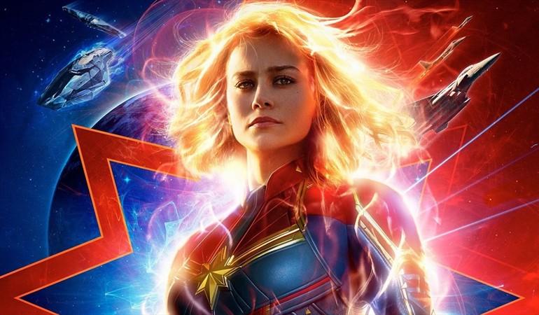 Capitana Marvel superó la recaudación de Wonder Woman