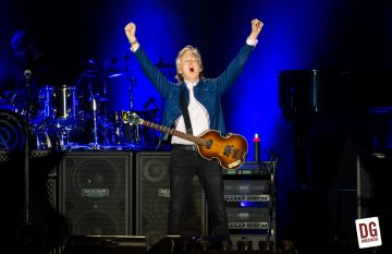 Postales del triunfal regreso de Paul McCartney a Chile