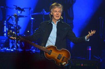 Ganadora de una entrada para Paul McCartney