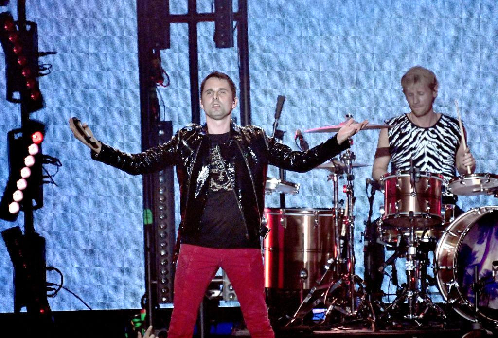 Muse anuncia que vuelve a Chile con concierto en octubre