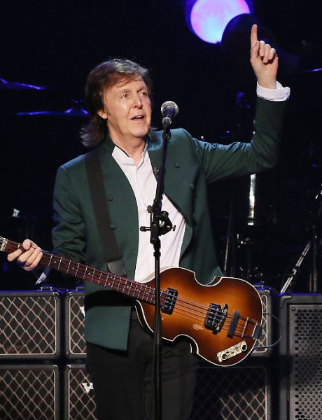 Ganador de entrada a Paul McCartney en Chile