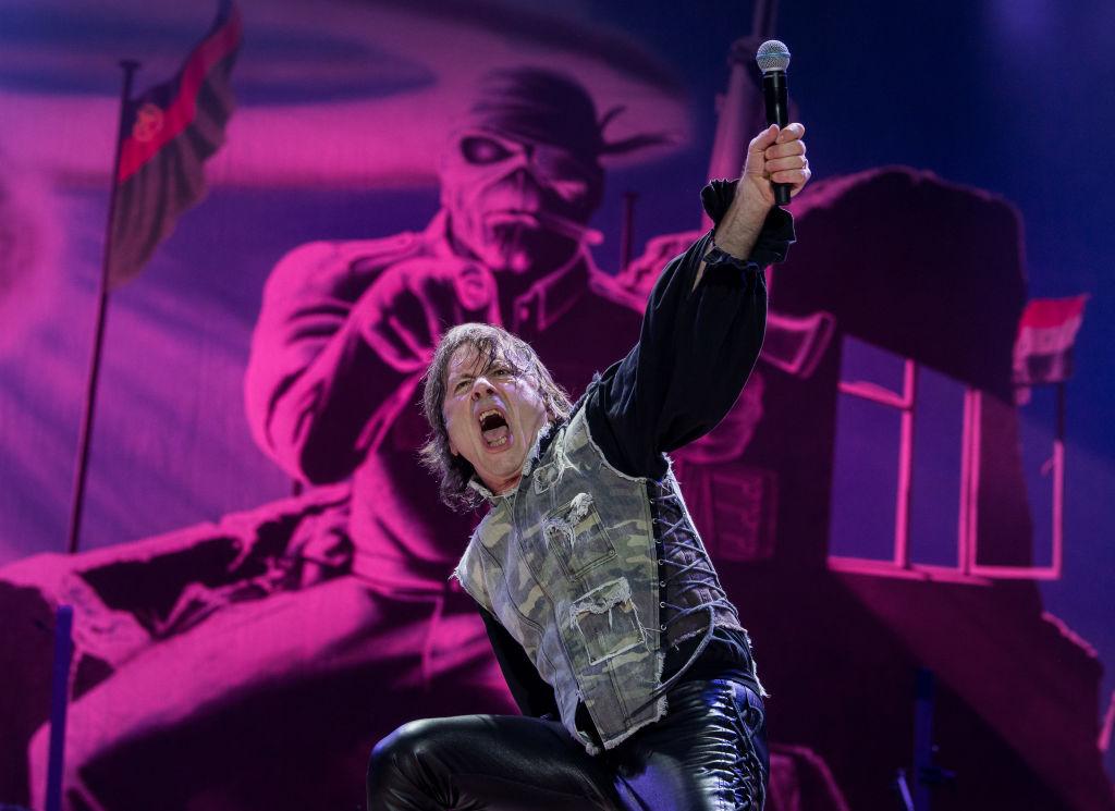 Iron Maiden anunció un segundo show en Chile