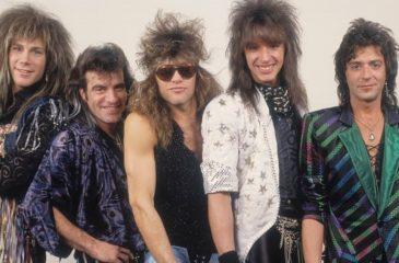 14 de marzo: Recordamos la fundación de Bon Jovi
