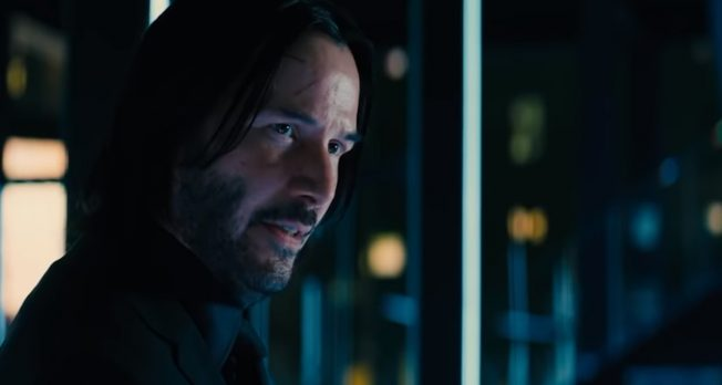 Lanzan nuevo trailer de John Wick 3: Parabellum