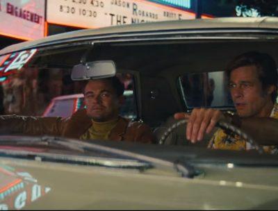 Mira el primer trailer de Once Upon a Time in Hollywood, la nueva película de Quentin Tarantino