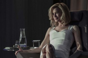 "Renée Zellweger se ""convierte"" en la nueva Sharon Stone"