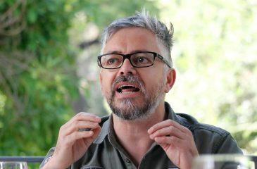 Teletón suspendió actividad con Jorge Baradit tras funa en redes: Autor se descargó