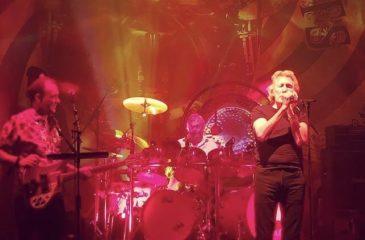Sorpresa: Nick Mason y Roger Waters tocaron juntos