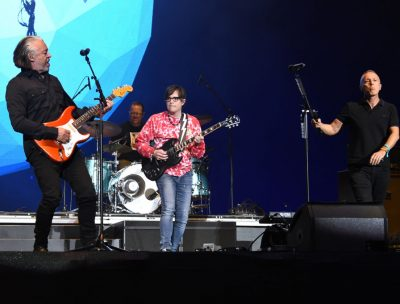 Notable: Weezer tocó con Tears For Fears en Coachella