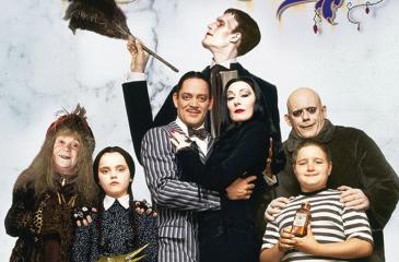 Pelicula Animada De Los Locos Addams Ya Tiene Su Primer Poster