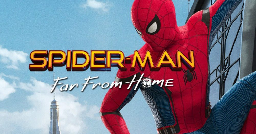 Spider-Man: Far From Home adelanta su estreno en cines