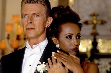 24 abril: Recordamos el matrimonio de David Bowie e Iman