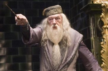 Actor de Dumbledore en Harry Potter no puede recordar los guiones