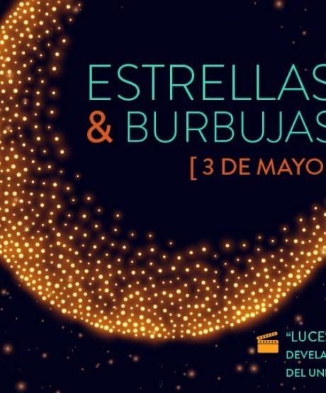 Participa por invitaciones para Estrellas y Burbujas en Planetario