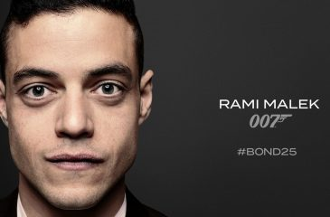 Confirman a Rami Malek como el villano de la nueva James Bond