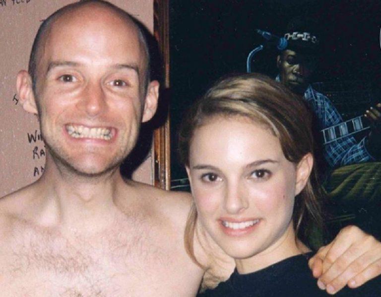 La foto que comprueba la relación de Natalie Portman con Moby