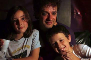 Día del Padre: Benito comparte foto junto a Gustavo Cerati