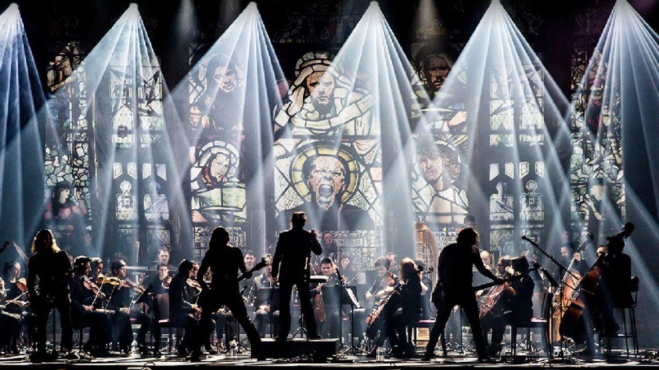 concierto de Metallica sinfónico