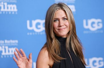 Jennifer aniston record guinness