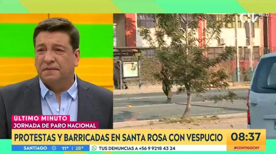 Julio César Rodríguez lloró por testimonio de señora con baja pensión - Radio Concierto
