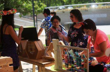 Parque Bicentenario de Vitacura