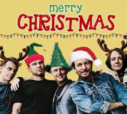 pearl jam navidad