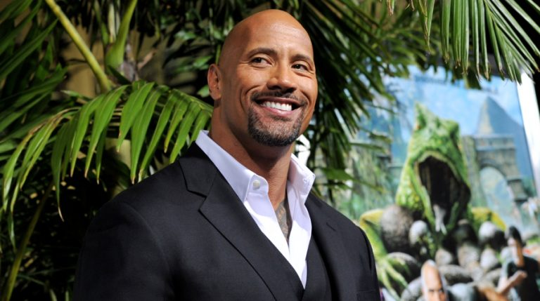 Dwayne Johnson la roca the rock web