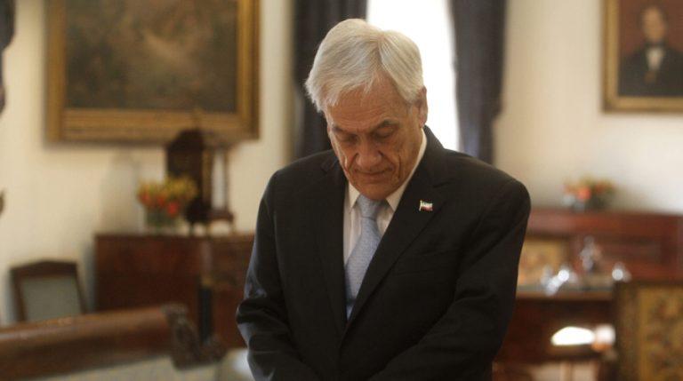 Piñera Cadem web