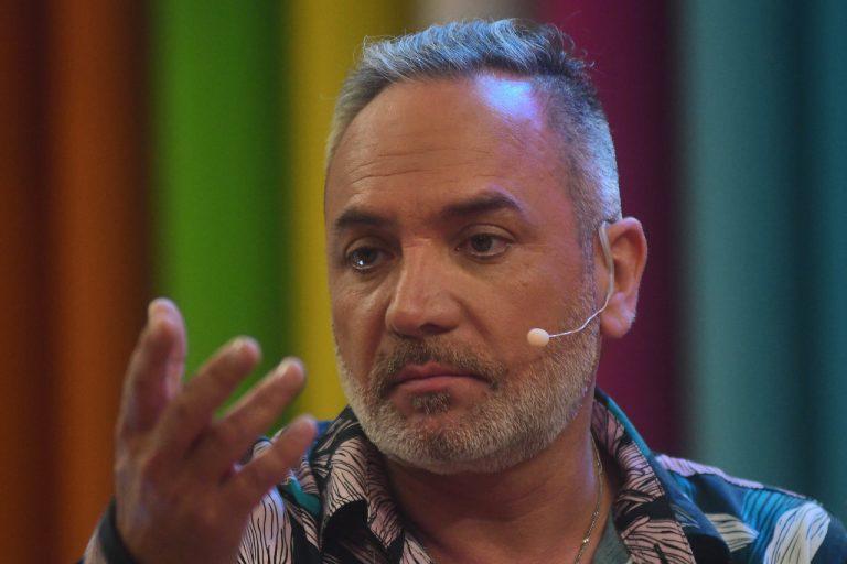 Luis Jara fue internado y sometido a cirugía de urgencia por hemorragia