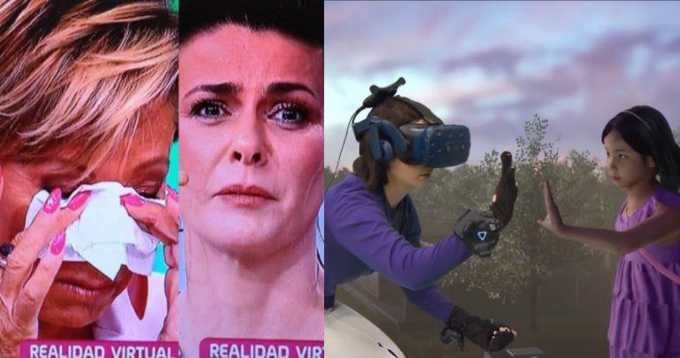 Bienvenidos video Realidad Virtual