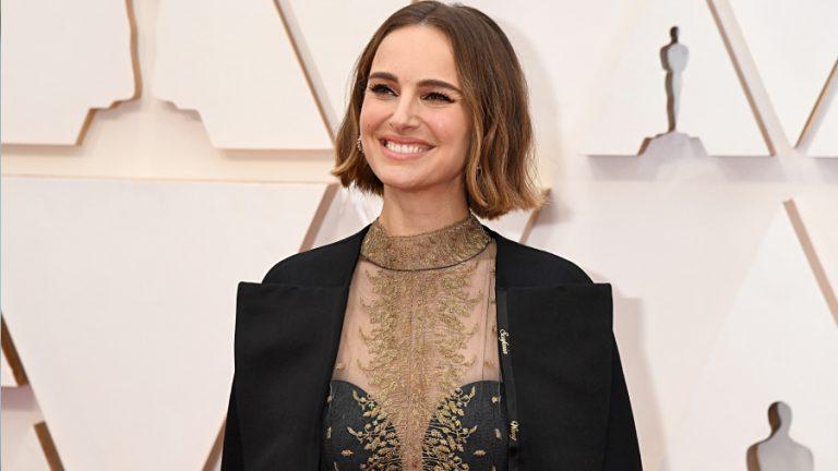 Natalie Portman Oscars Alfombra Roja