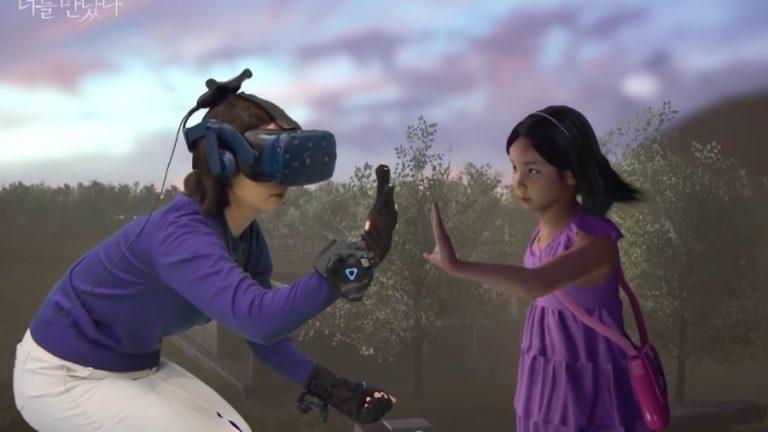 madre realidad virtual web