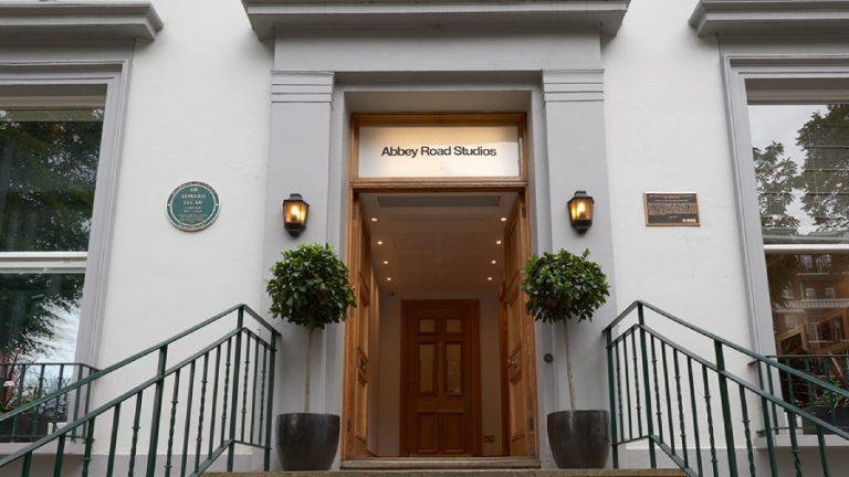 Abbey Road studios web