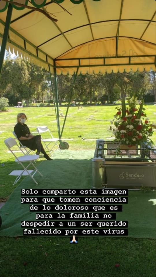Cathy barriga funeral