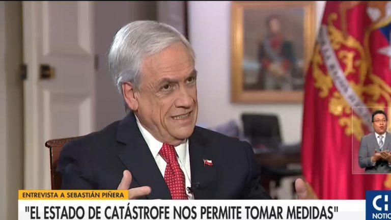 Piñera CHV CNN