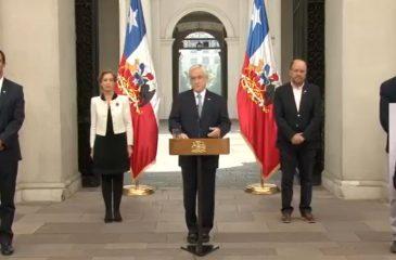 Piñera cuentas