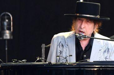 Bob Dylan web