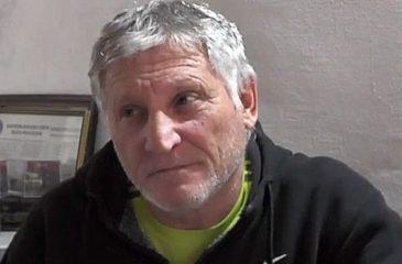 Político argentino Carvallo
