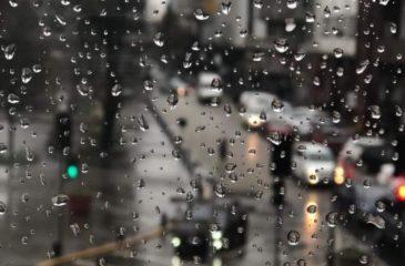 Precipitaciones leves lluvias web