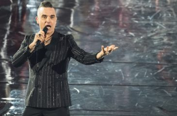 Robbie Williams reunión con Take That web