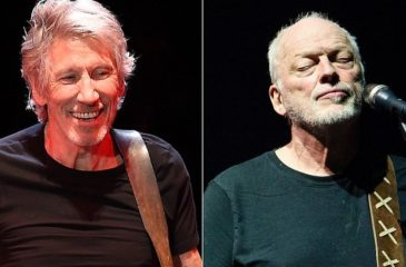 Roger Waters vs Gilmour web