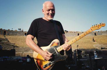 David Gilmour live at pompeii web