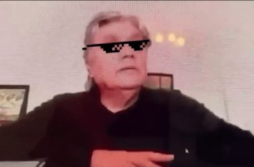 Senador alejandro navarro responde viral trasero