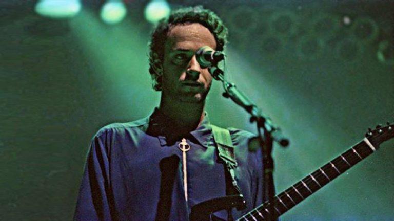 Gustavo Cerati Soda Stereo chile 1996