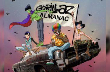 Gorillaz Alamanac web