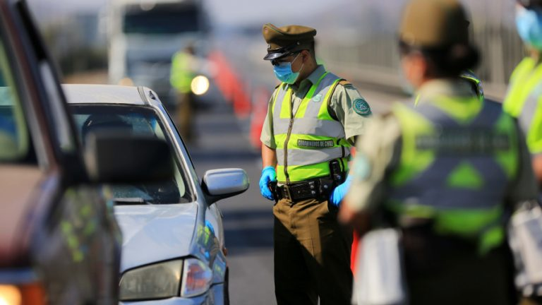 Restricción vehicular web