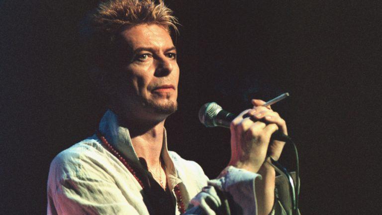 David Bowie 1997 web