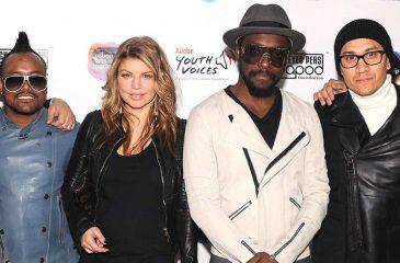 Black Eyed Peas Fergie web