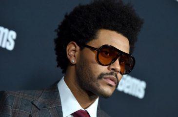 The Weeknd donación black Lives Matter