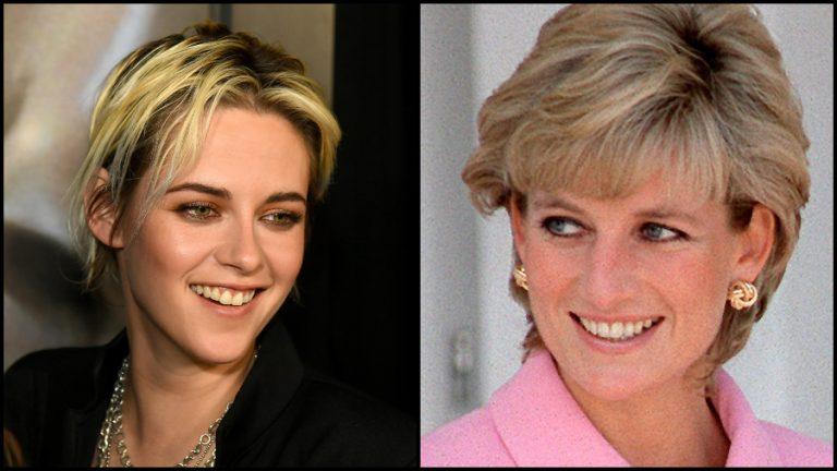Kristen Stewart Princesa Diana